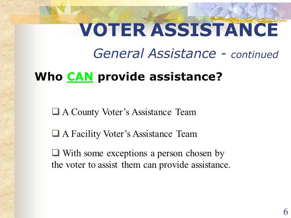 27 VOTER ASSISTANCE Contact Information Visit: http://www.oregonvotes.org/http://www.oregonvotes.org/ Call: 1.866.ORE-VOTES (673.8683) Frank Garcia, Jr.