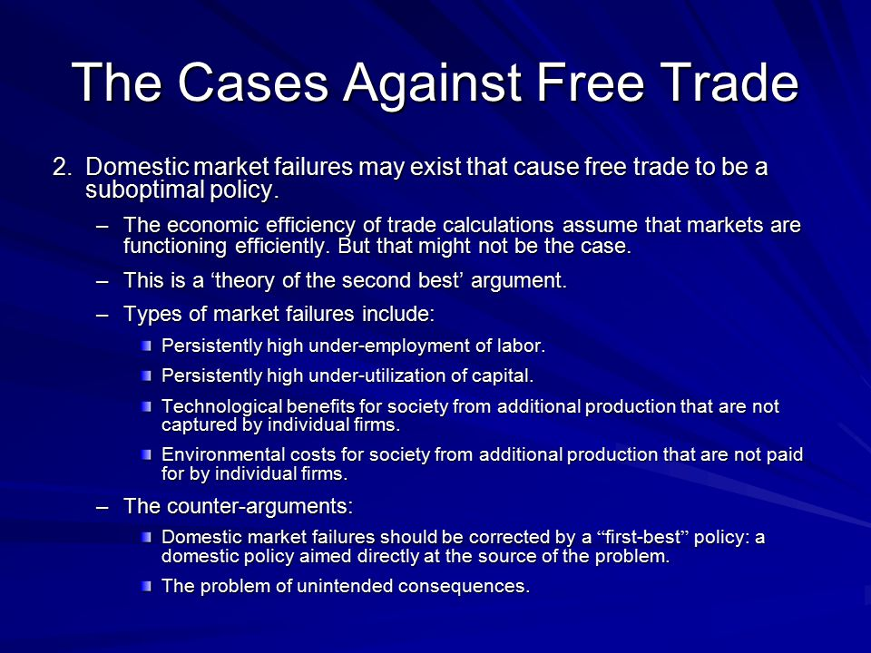 Political Models of Trade Policy How is trade policy determined.
