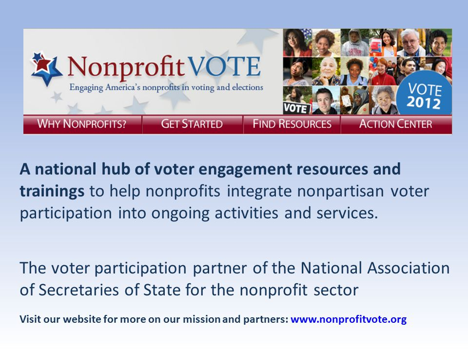 Images of resources RESOURCES ON BEING NONPARTISAN