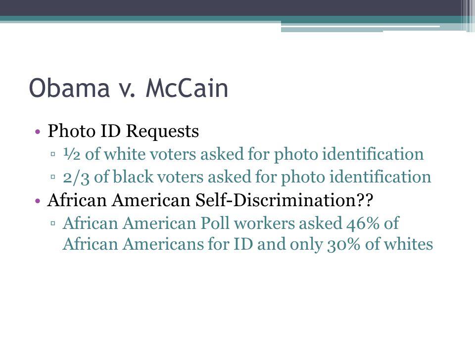 Obama v.
