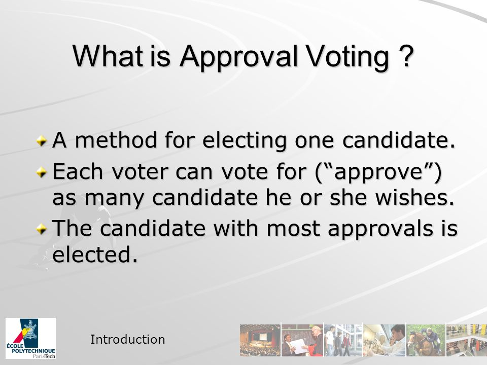 2. Theory of individual voting 2. Theory of voting