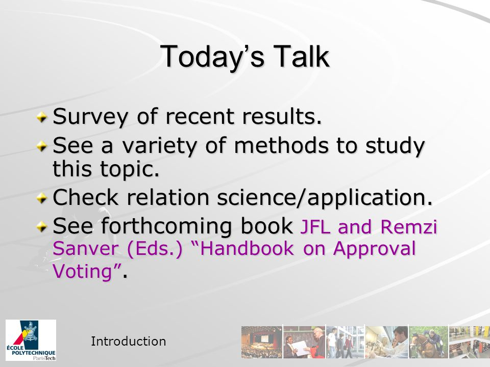 Lessons from in situ experiments (1/5) A.Public reaction to experimentation in political science.