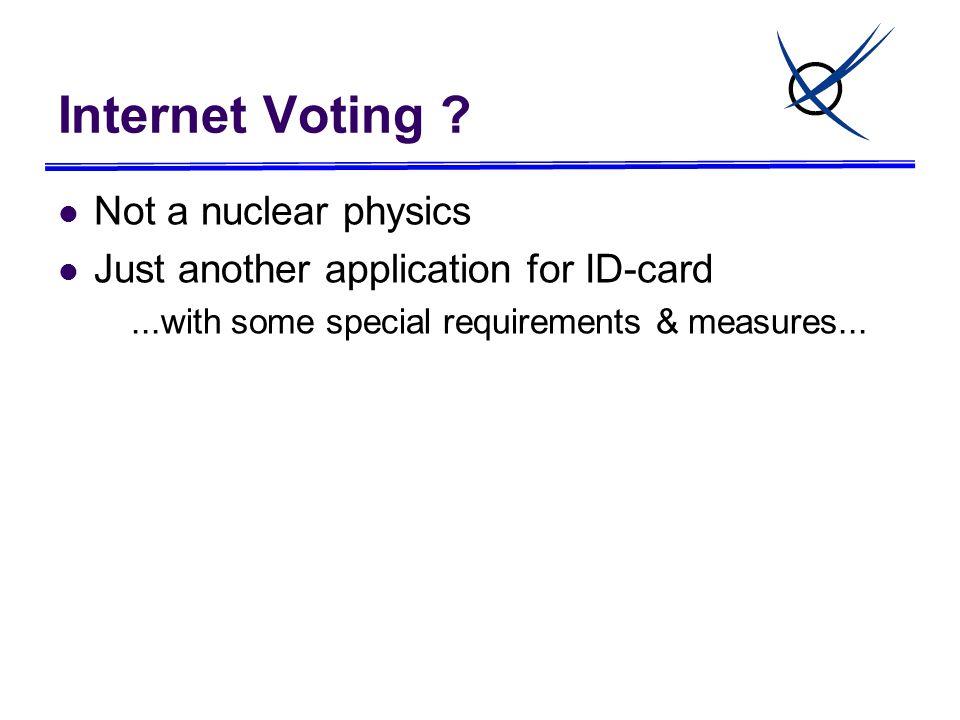 Internet Voting .
