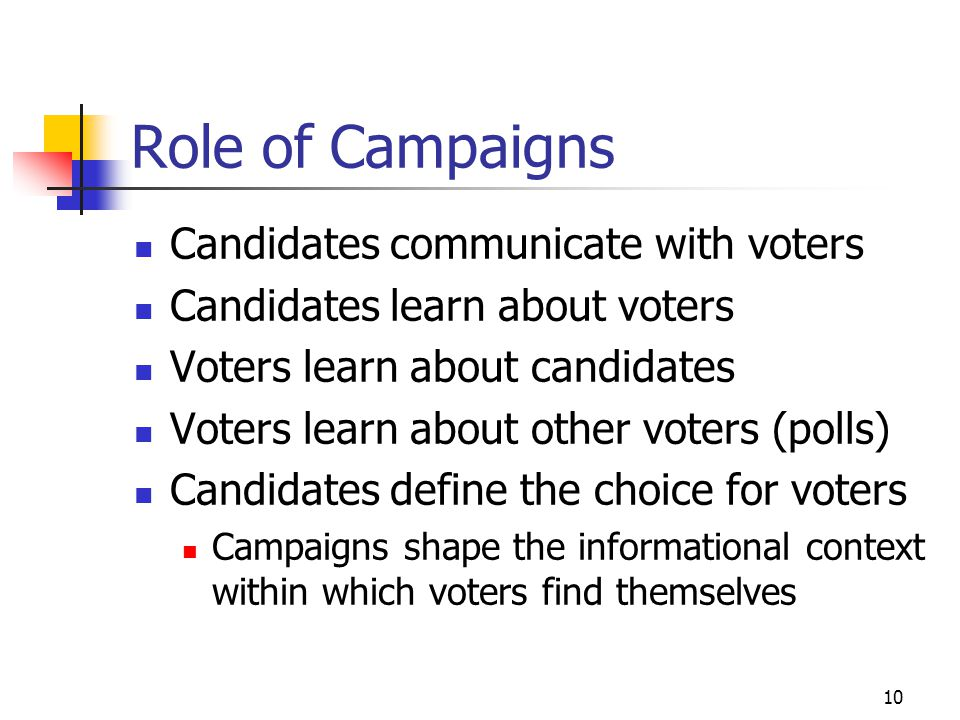 9 Hybrid Model Campaign Policy Campaign Policy