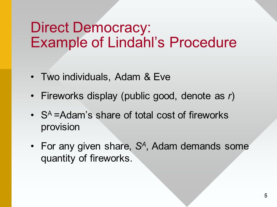 46 Representative Democracy: Public Employees/Bureaucrats Bureaucrats: government employees.