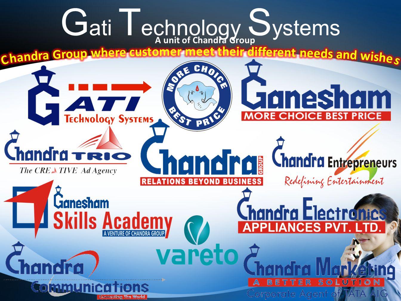 A unit of Chandra Group G ati T echnology S ystems