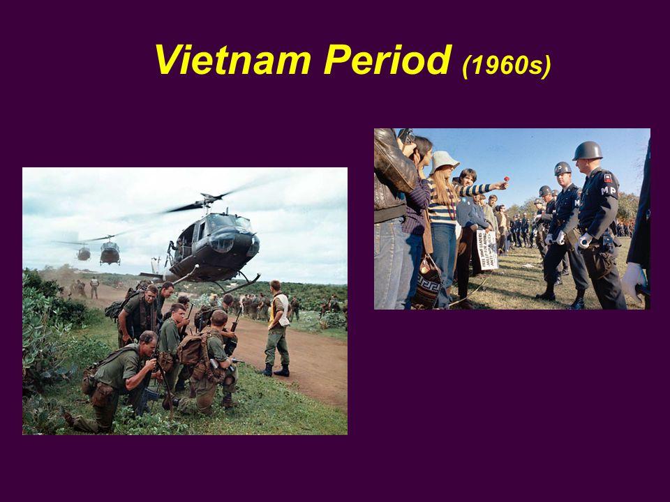Vietnam Period (1960s)