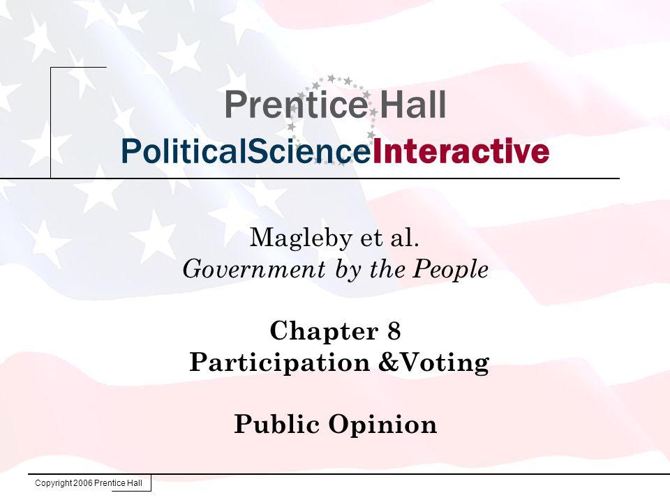 Prentice Hall PoliticalScienceInteractive Magleby et al.
