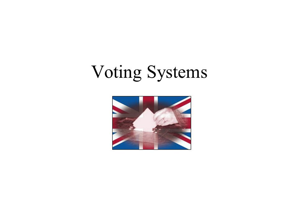 Disadvantages of FPTP G E R S S Govt elected does not truly represent wishes of electorate Extreme government is possible because of overall majority Regions can become power bases – skewed policies Smaller parties with evenly spread votes are treated unfairly Safe seats may be ignored while parties focus on marginal seats