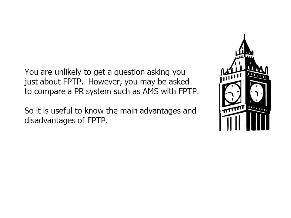 Now make up more detailed notes on the disadvantages of AMS from the book 'Modern UK Politics' (Pages 102-104) Remember to include some statistics which you may be able to use in an essay or in the exam.