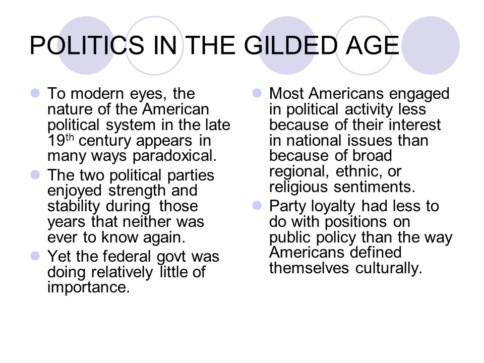 THE PARTY SYSTEM RELIGIOUS AND ETHNIC DIFFERENCES also shaped party loyalties.