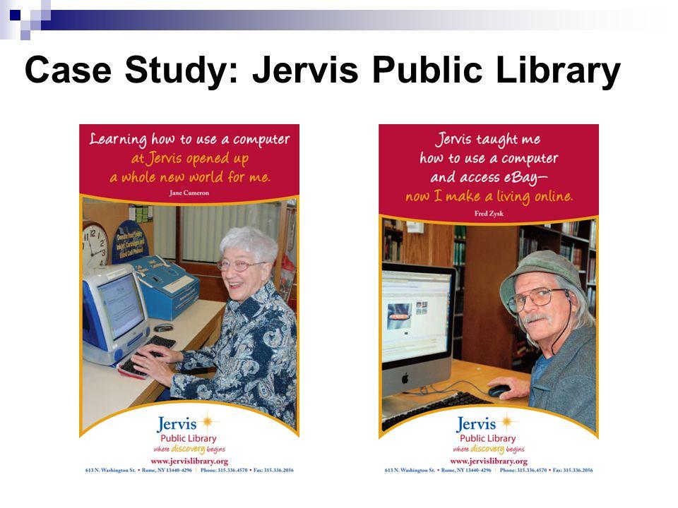 Case Study: Jervis Public Library