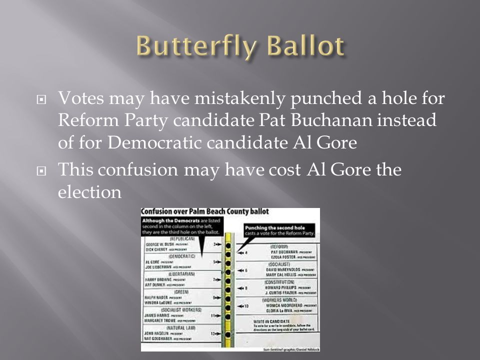  Many states replaced paper-based systems with direct recording electronic voting machines.