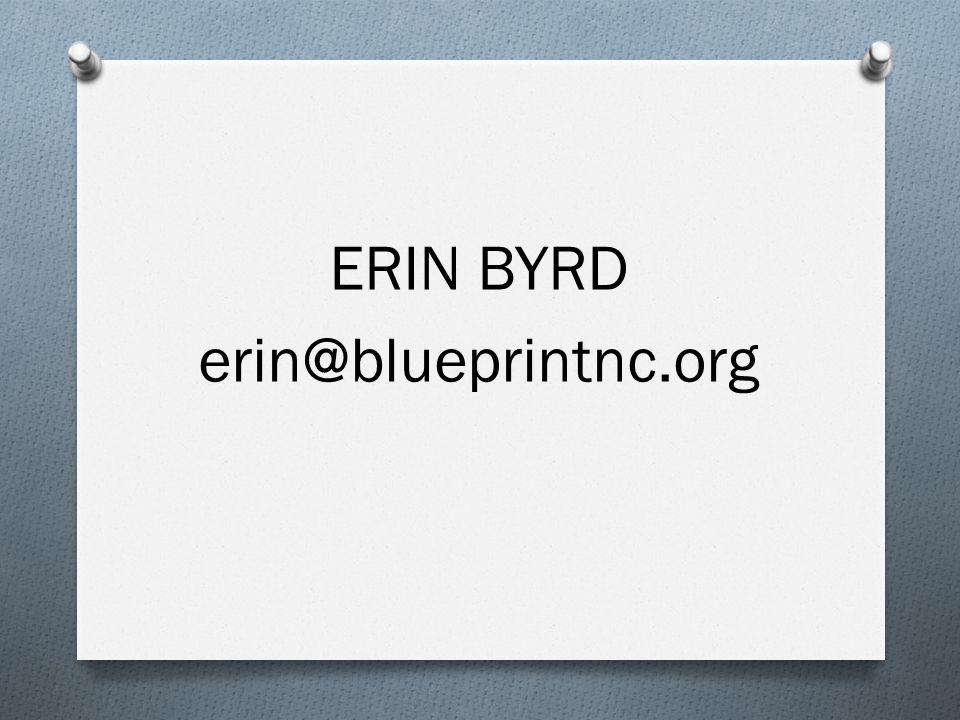 ERIN BYRD erin@blueprintnc.org