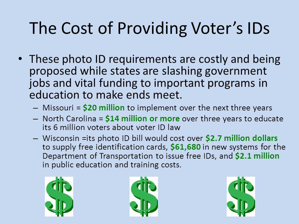 Voting Frauds?.