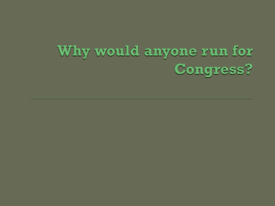 Hint: You should think about what you now know about the roles that Congress (and various actors within Congress), interest groups, the media, and others, play in policymaking.