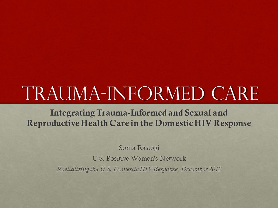 Poorer health outcomes HIV-positive Black women have life expectancies that are approx.