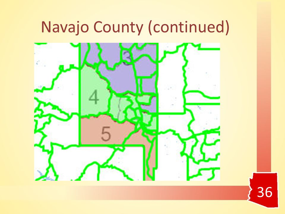 Navajo County (continued) 36