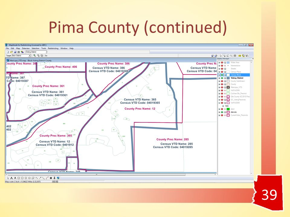 Pima County (continued) 39