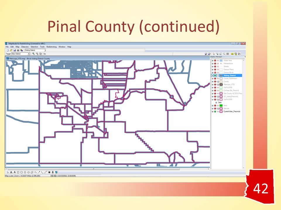 Pinal County (continued) 42