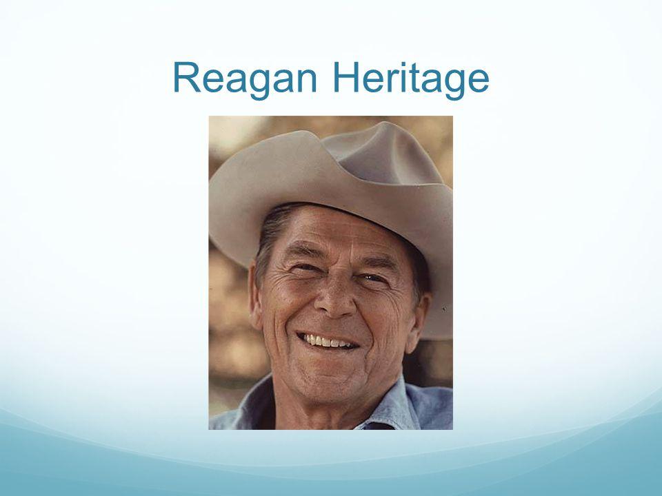 Reagan Heritage