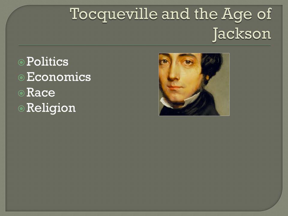  Politics  Economics  Race  Religion