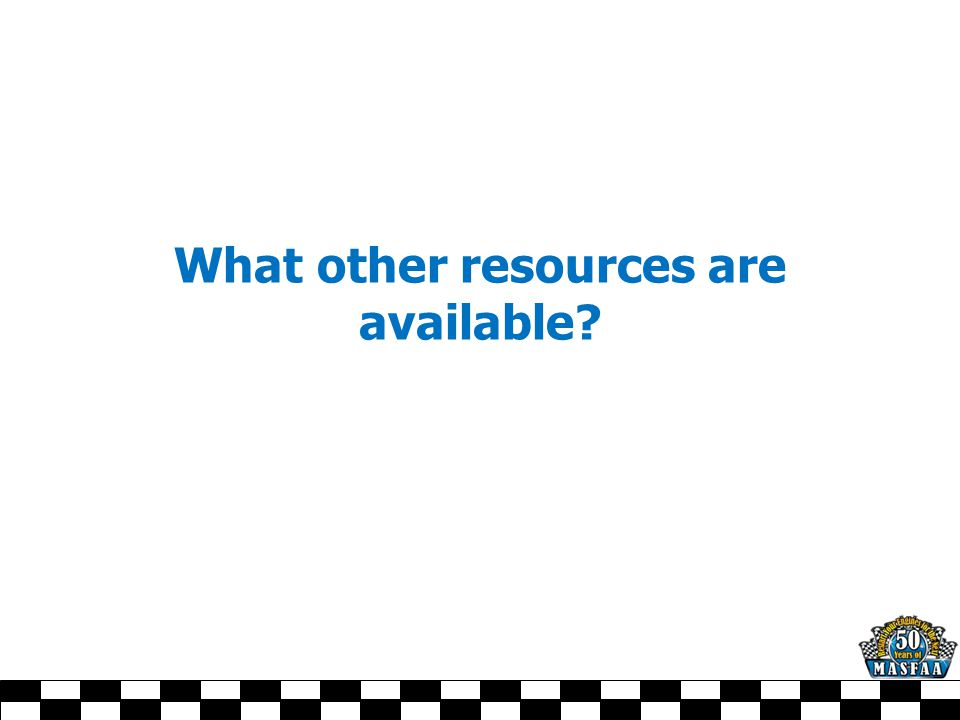 What other resources are available