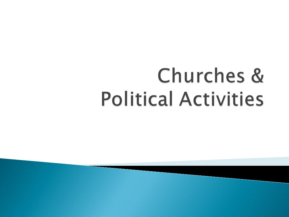  Pastors and Political Finances  Pastors may donate money to a political campaign as a private individual.  Again, when a pastor is acting as an individual he or she may act freely, just as any citizen can.