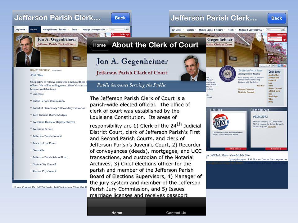 Attorneys' Toolbox App