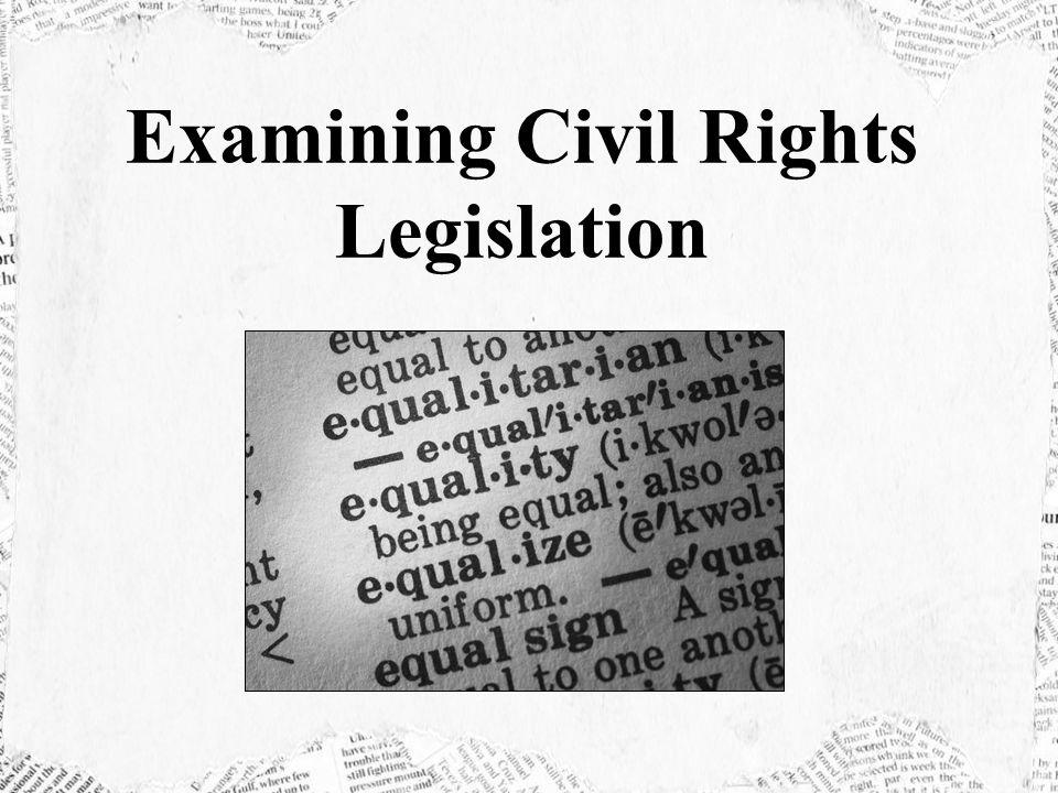 Desegregation of the University of Georgia Examining Civil Rights Legislation