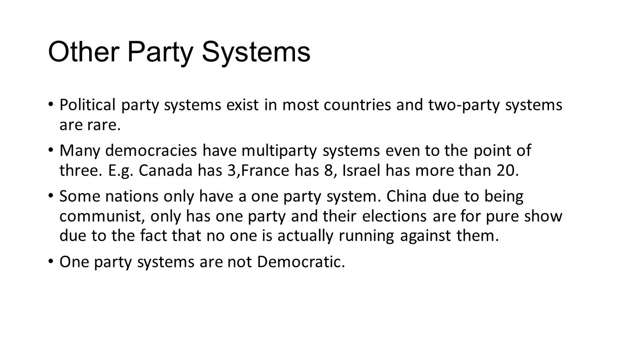 Chapter 13: State Government The federal system is when the national and state governments share and divide power.