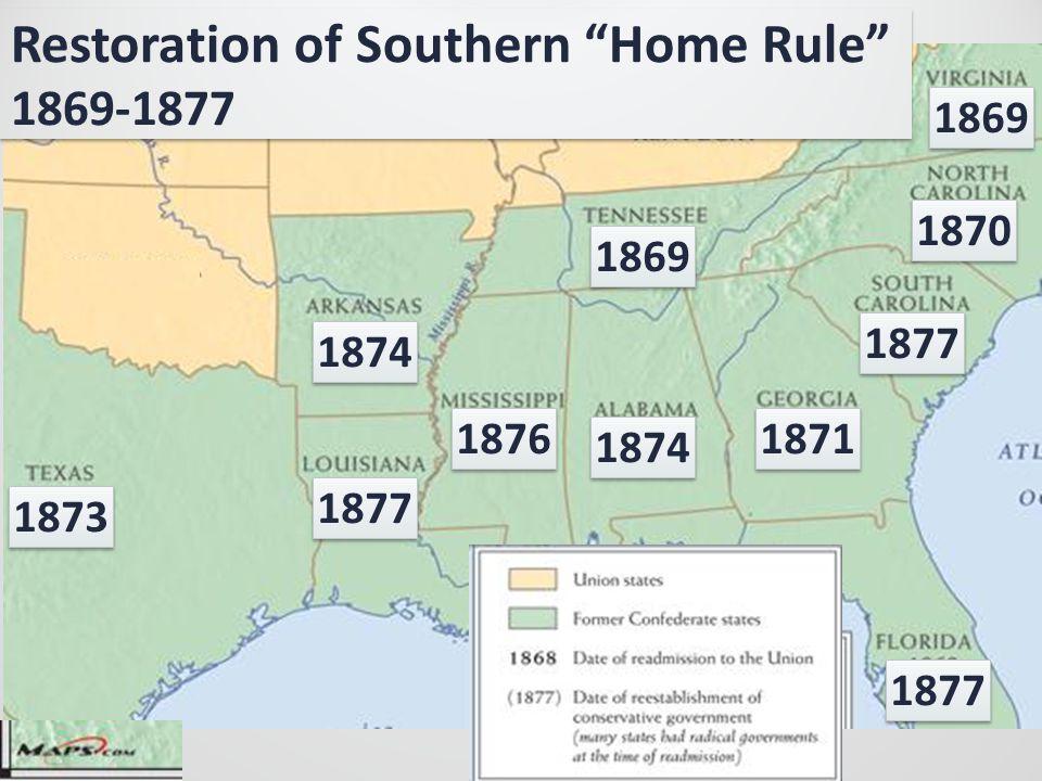 The (First) Ku Klux Klan Gen. Nathan Bedford Forrest, CSA Vigilantism 1865-1874