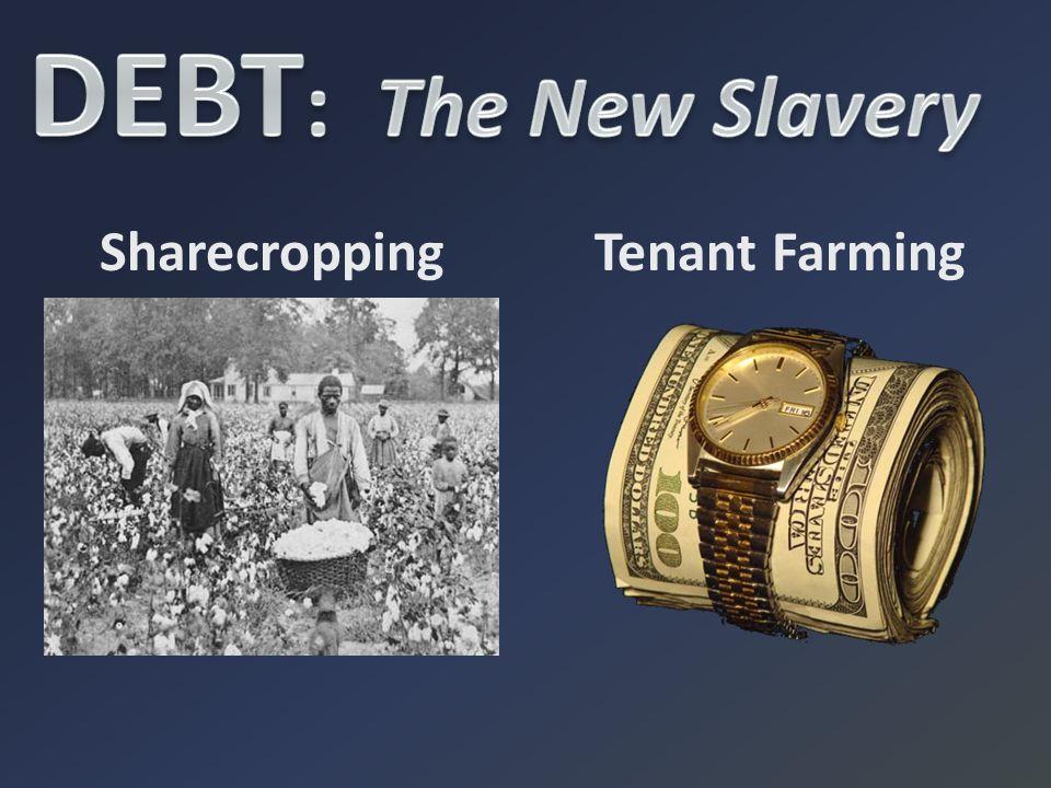 SharecroppingTenant Farming