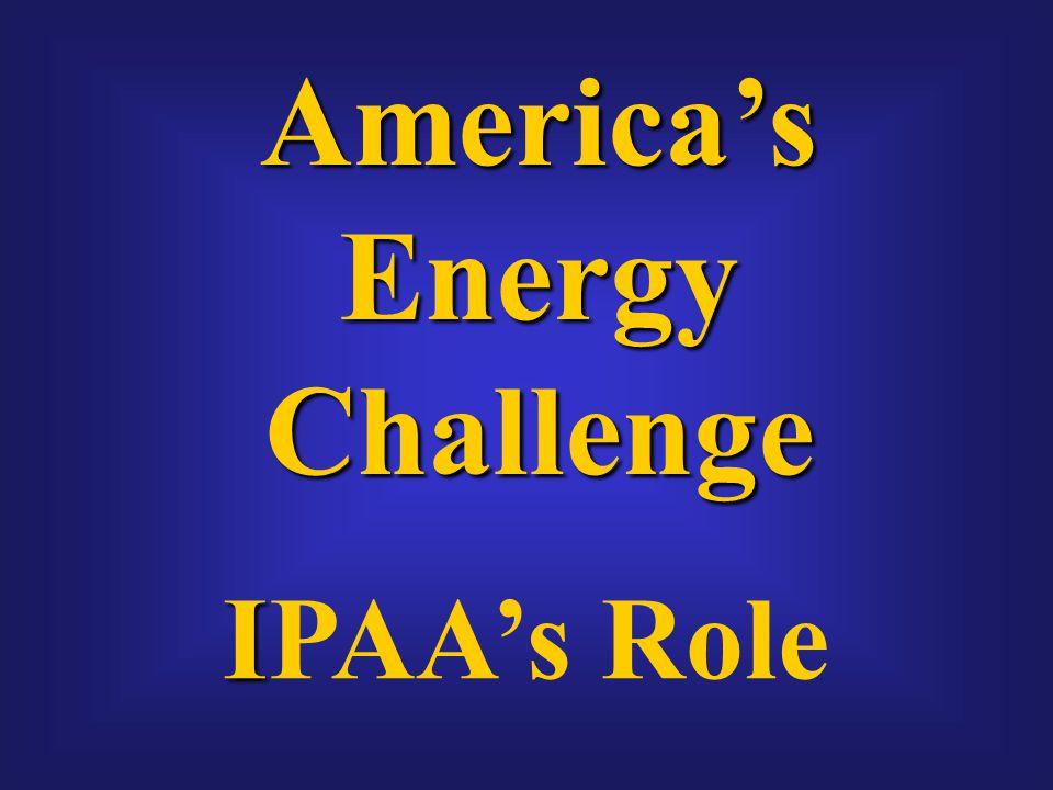America'sEnergyChallenge I IPAA's Role