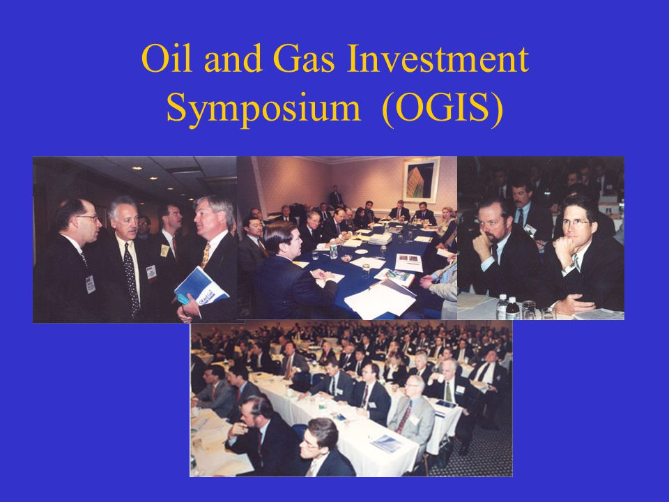 Oil and Gas Investment Symposium (OGIS)