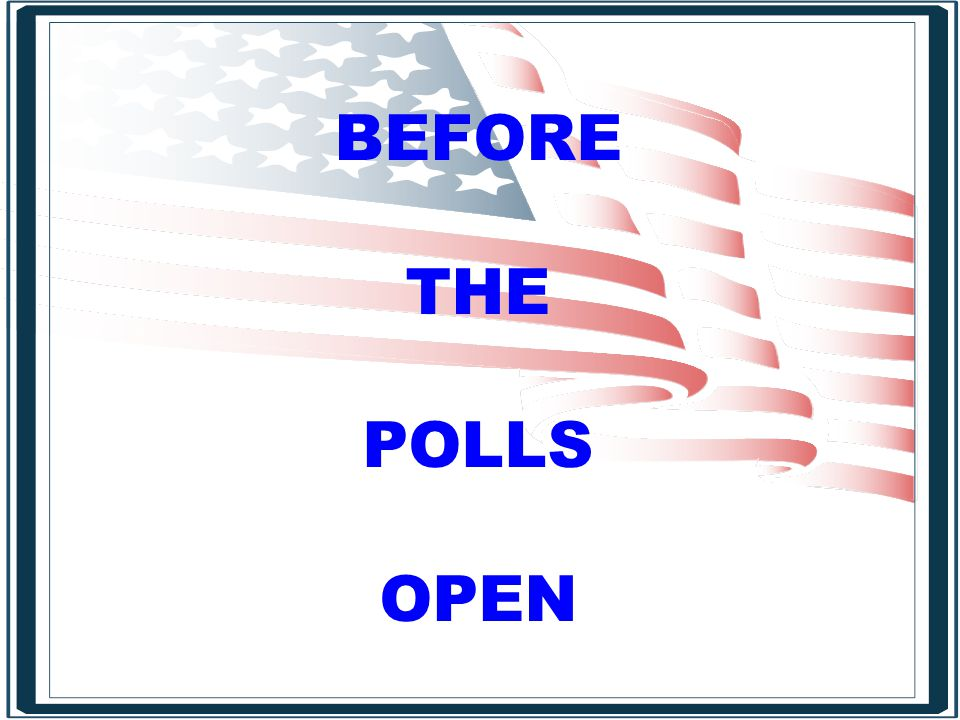 StatusCodeDescription What to do BEFORE allowing to vote AV Absent Voter Ask voter to surrender absent voter ballot before allowing to vote.