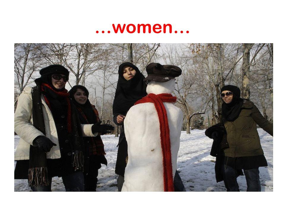 …women…