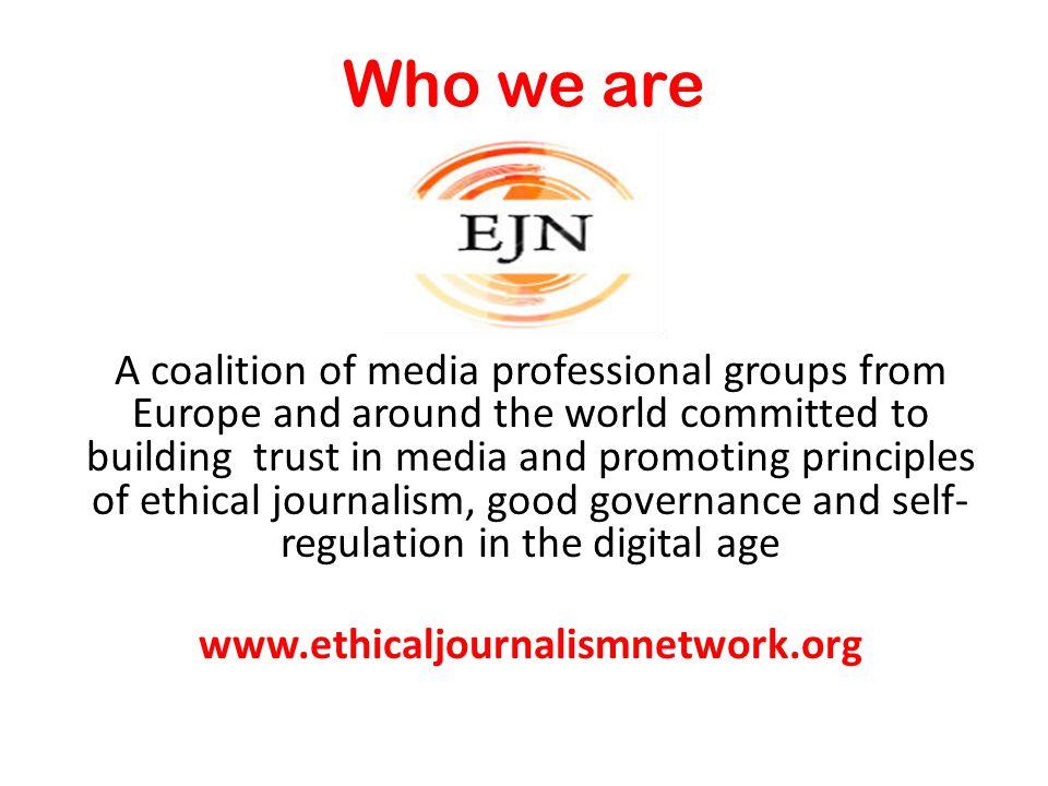 Trust Journalism