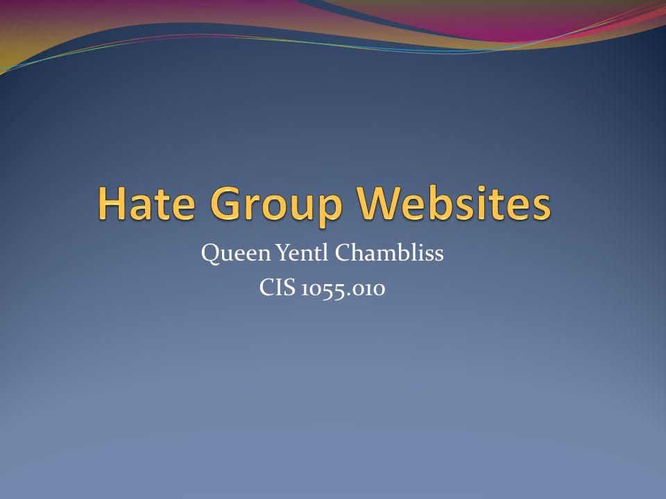 Queen Yentl Chambliss CIS 1055.010