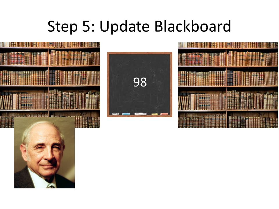 Step 5: Update Blackboard 98