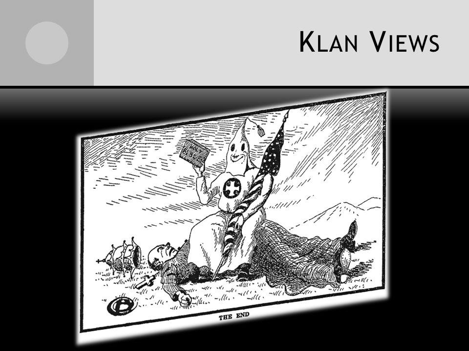 K LAN V IEWS