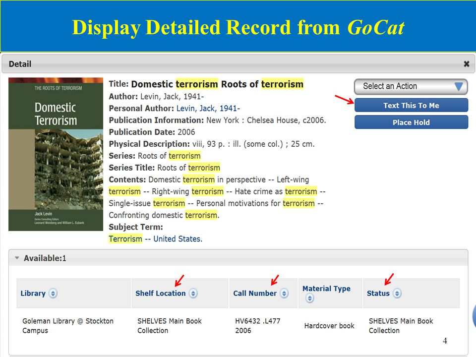 5 Library's Home Page: http://library.deltacollege.edu Click here to conduct a database search to find opposing viewpoints articles.