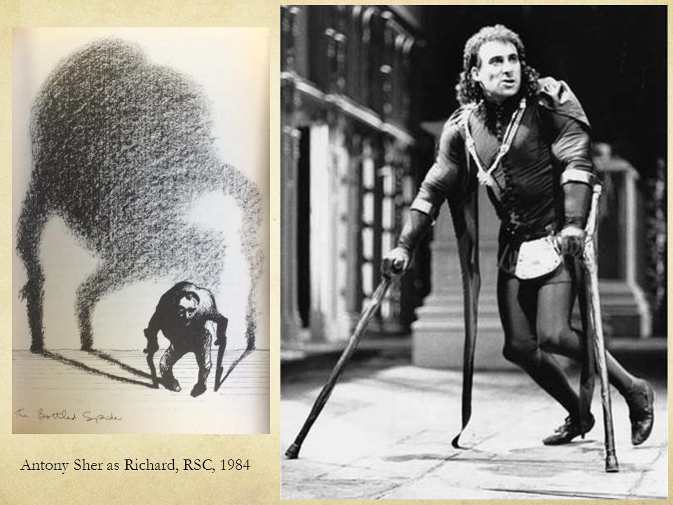 Vice vs.Virtue. Richmond first appears in 5.2 with the line: HENRY EARL OF RICHMOND.
