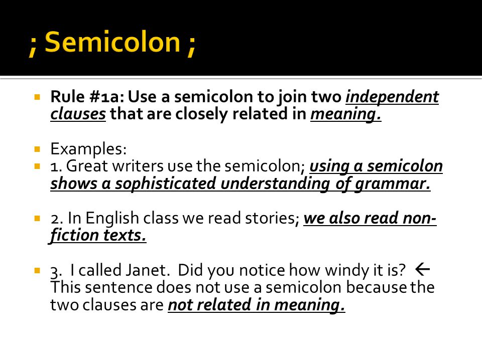  In addition, you might be able to put a semicolon between the two clauses if they are related.