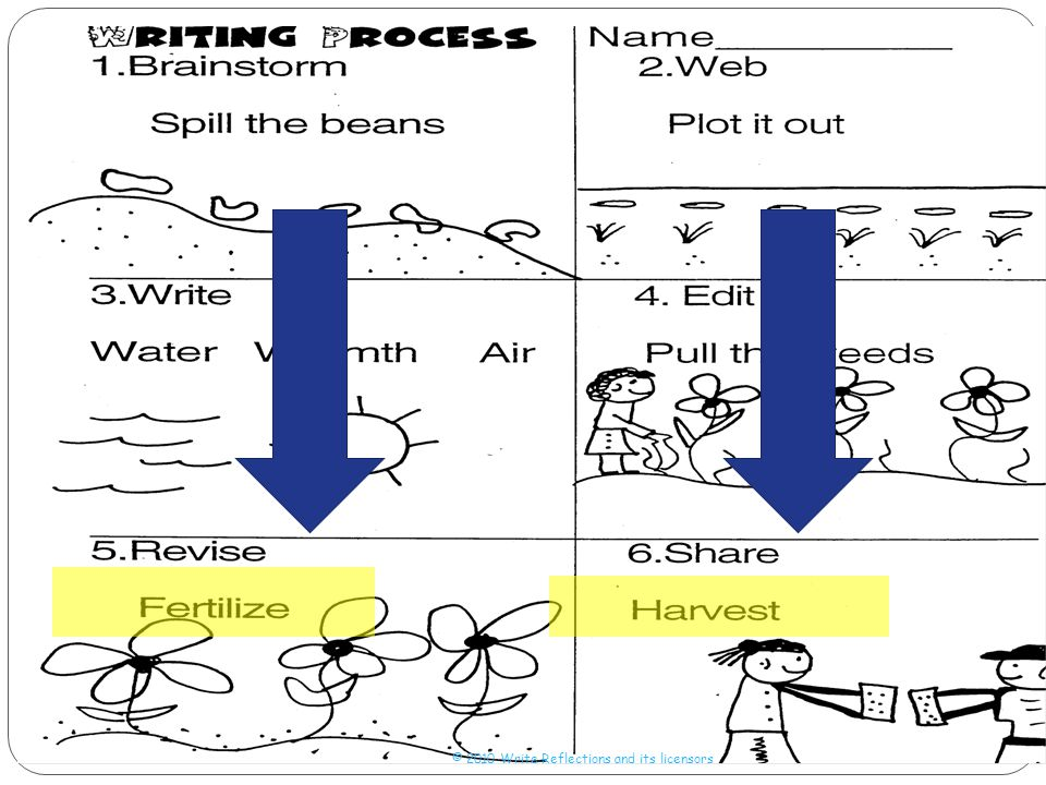 © 2010 Write Reflections and its licensors