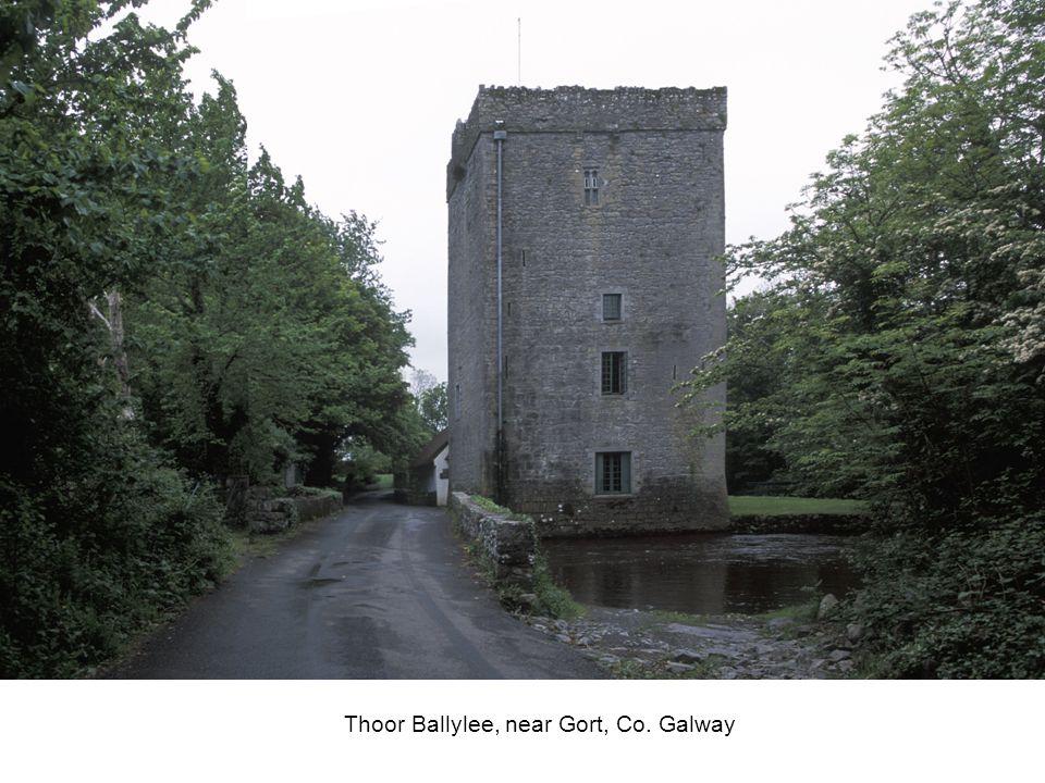 Thoor Ballylee, near Gort, Co. Galway