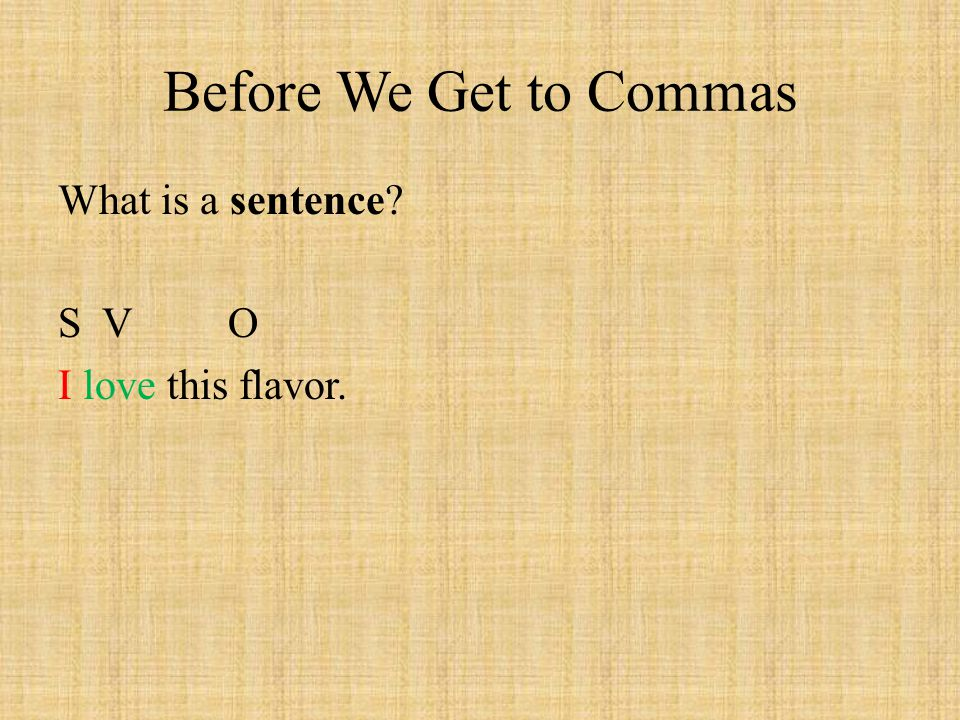Rule 9 Use a comma to set off contrasting expressions or to show emphasis.