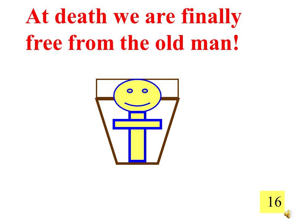 15 Believer Law Gospel Word + time = change