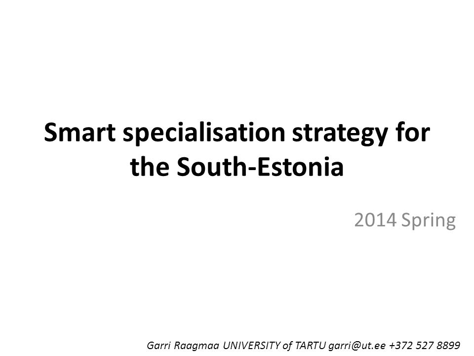 South-Estonia in a Nutshell 325 th.