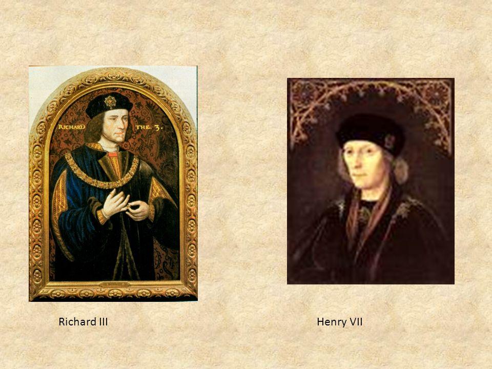Richard IIIHenry VII